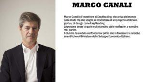L'investitore Marco Canali